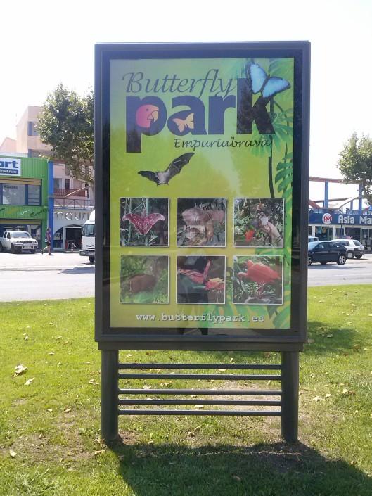 MUPI Butterfly park