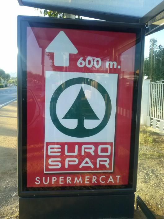 Marquesina EuroSpar