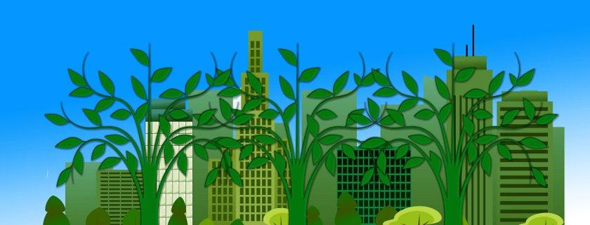 Diseño ecológico en mobiliario urbano