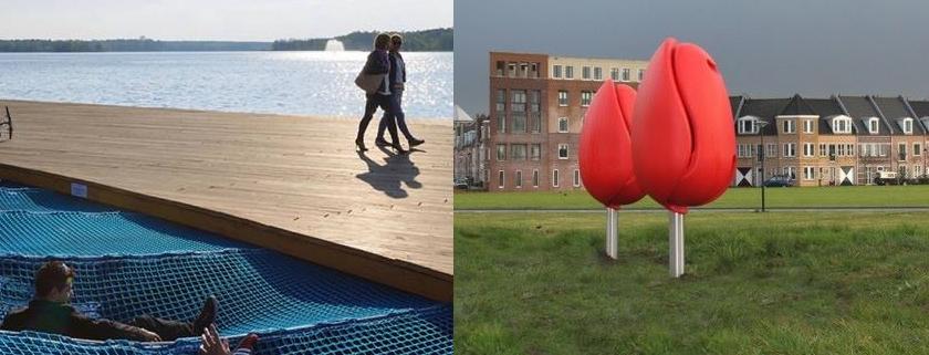 4 ejemplos de mobiliario urbano original girodmedias