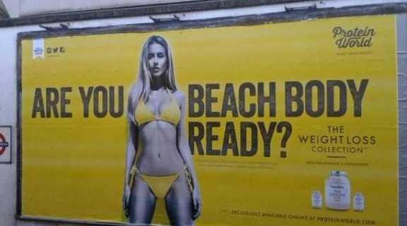 publicidad engañosa londres