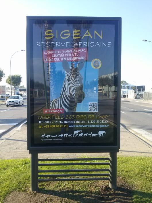MUPI Sigean Reserve Africaine