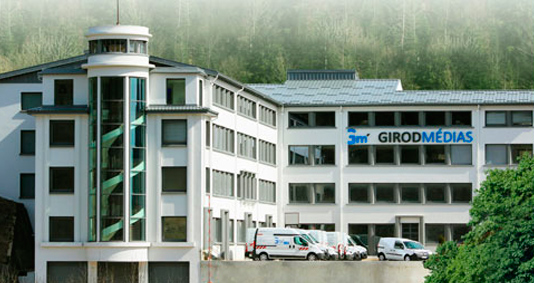Oficinas Francia GirodMedias