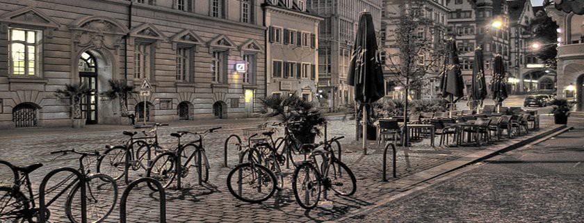 bici mobiliario urbano